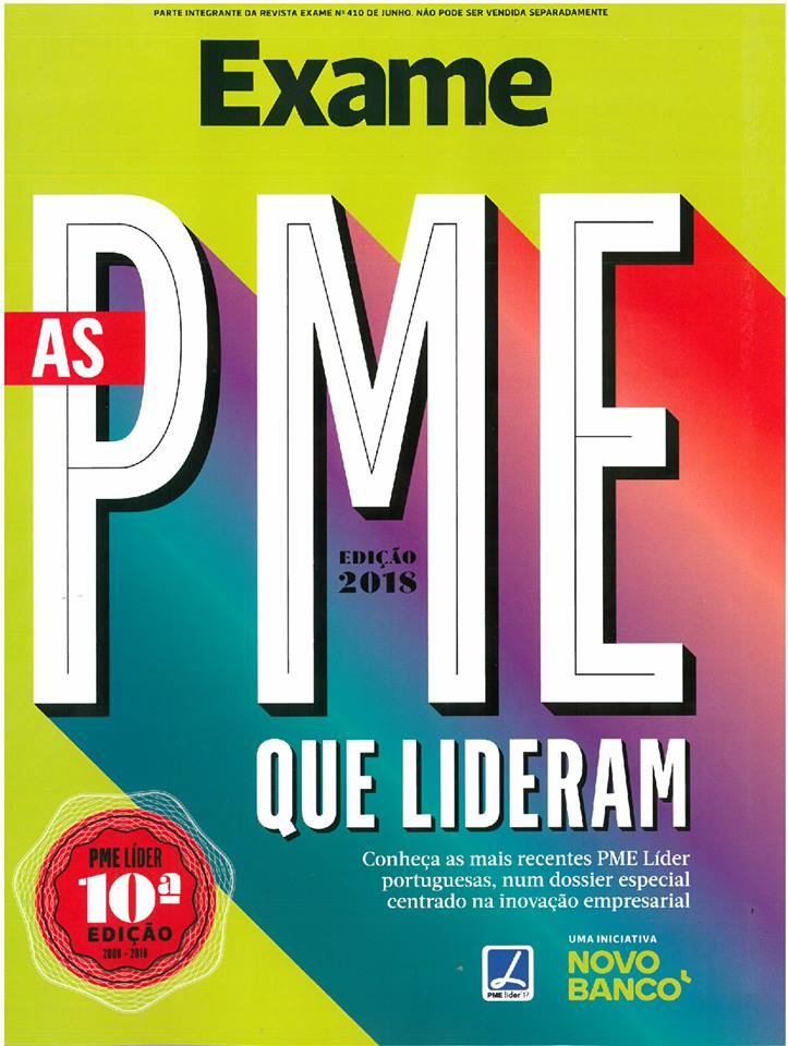 A Pavinorte é uma PME Líder!